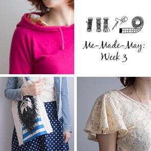 Me Made May: Week 3