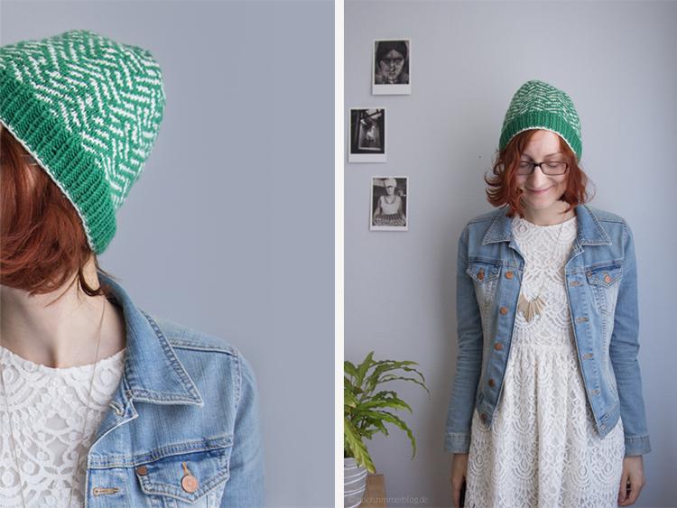 Brooklyn Tweed Vega Hat | naehzimmerblog.de