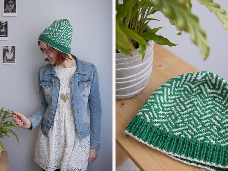 Brooklyn Tweed Vega Hat | naehzimmerblog.de