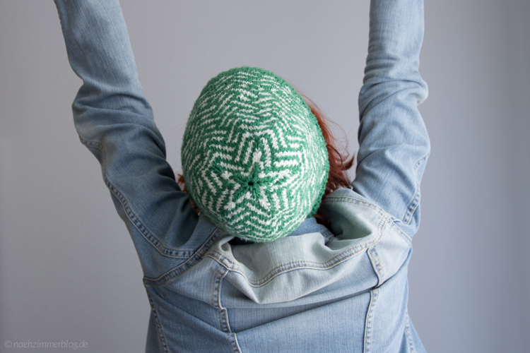 Green Vega Hat |naehzimmerblog.de