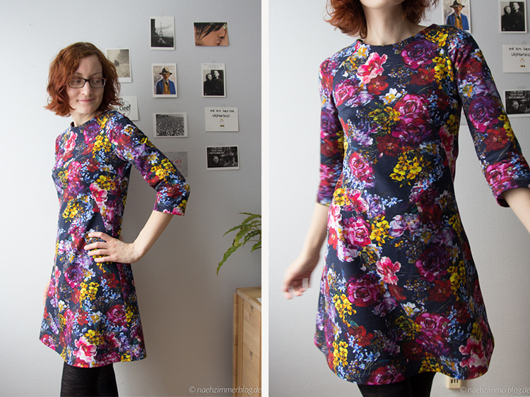 Françoise Dress | naehzimmerblog.de