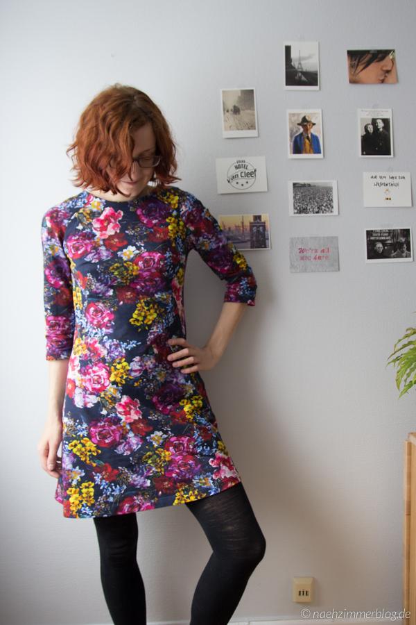 Françoise Dress: Front | naehzimmerblog.de