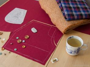 Autumn Sewing Plans 2015 | naehzimmerblog.de