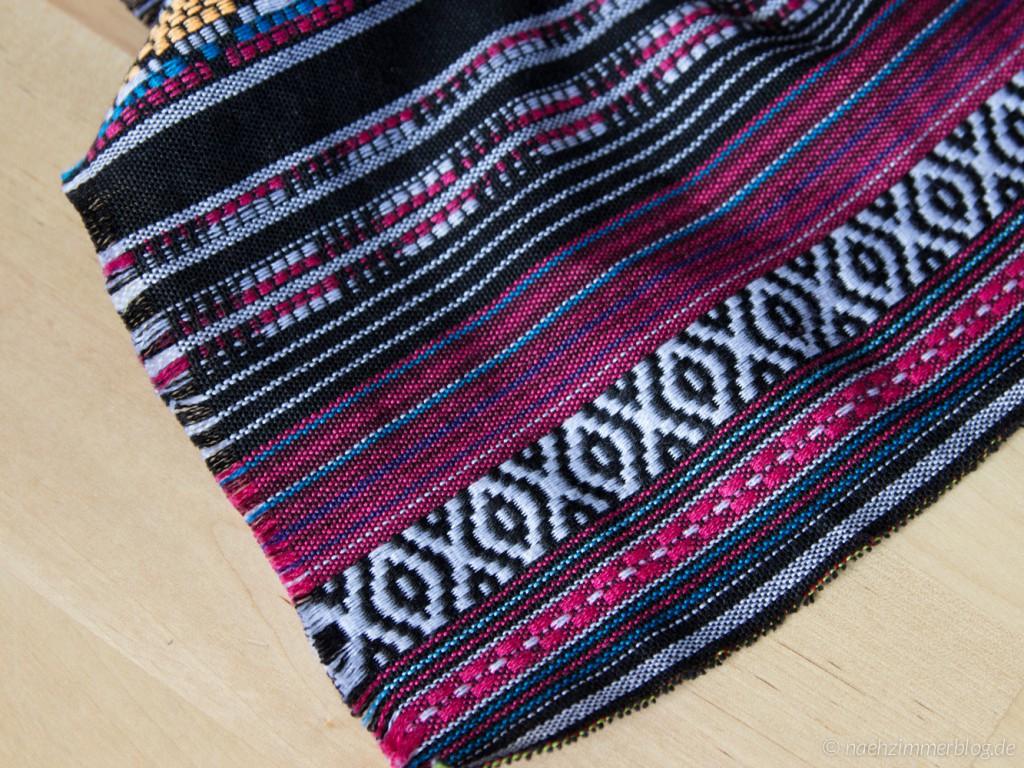 Victoria Blazer Fabric Detail 2