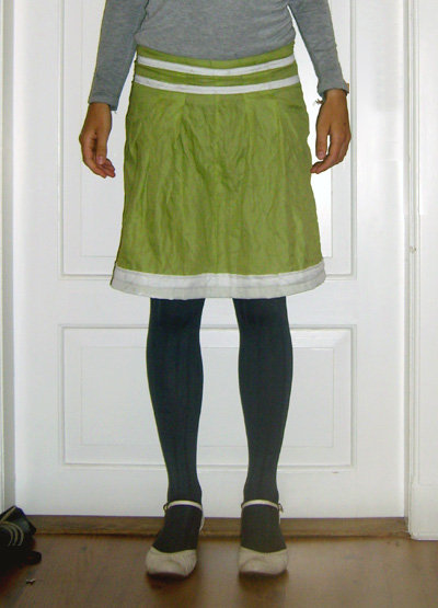 My first and worst sewing project ever | naehzimmerblog.de