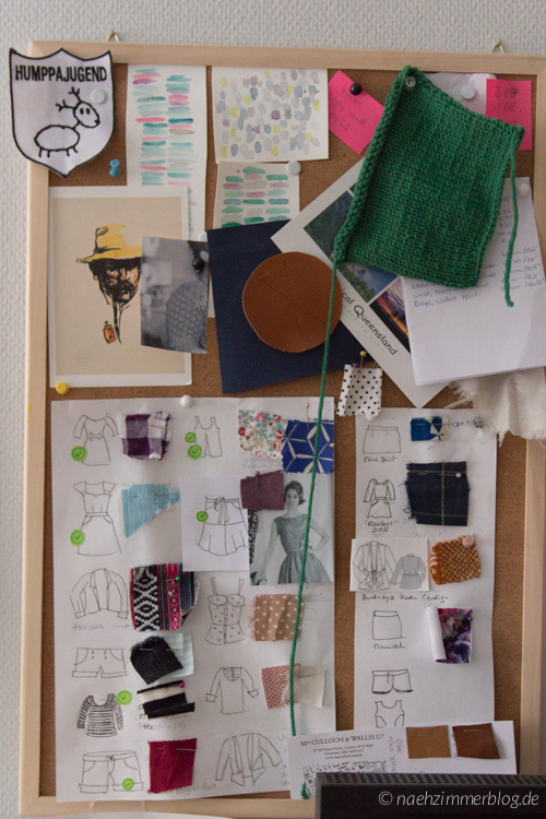 Sewing Room Tour | naehzimmerblog.de
